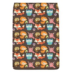 Woodland animals Removable Flap Cover (Small)
