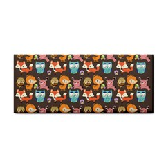 Woodland animals Hand Towel