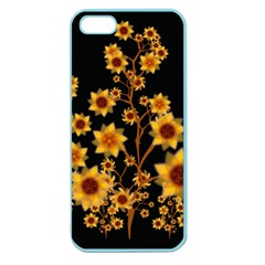 Sunflower Cheers Apple Seamless iPhone 5 Case (Color)