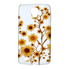 Sunflower Cheers Samsung Galaxy S4 Active (I9295) Hardshell Case