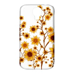Sunflower Cheers Samsung Galaxy S4 Classic Hardshell Case (PC+Silicone)