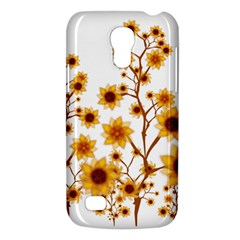 Sunflower Cheers Samsung Galaxy S4 Mini Hardshell Case