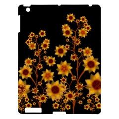 Sunflower Cheers Apple Ipad 3/4 Hardshell Case
