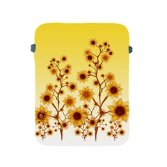Sunflower Cheers Apple iPad 2/3/4 Protective Soft Case
