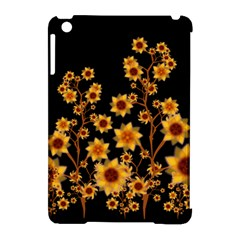 Sunflower Cheers Apple iPad Mini Hardshell Case (Compatible with Smart Cover)
