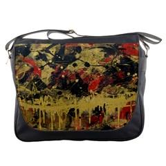 Abstract 1 Messenger Bag