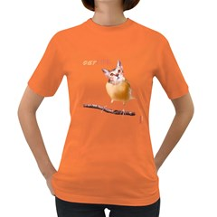 Catbird Womens' T Shirt (colored)