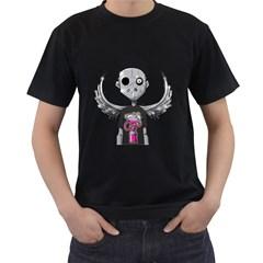 graffiti for life Mens' T-shirt (Black)
