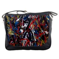 Abstract 2 Messenger Bag