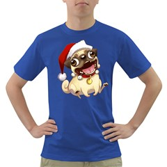 Pug Mens' T Shirt (colored)