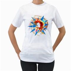 My Passion Womens  T-shirt (White)