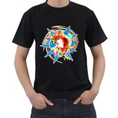 My Passion Mens' T-shirt (Black)