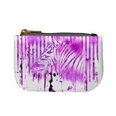 The Hidden Zebra Coin Change Purse