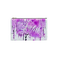 The Hidden Zebra Cosmetic Bag (Small)