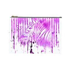 The Hidden Zebra Cosmetic Bag (Large)