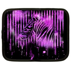 The Hidden Zebra Netbook Case (large)