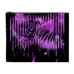 The Hidden Zebra Cosmetic Bag (xl)