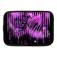 The Hidden Zebra Netbook Case (medium)