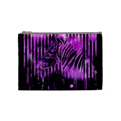 The Hidden Zebra Cosmetic Bag (medium)