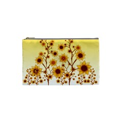 Sunflower Cheers Cosmetic Bag (Small)