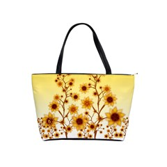 Sunflower Cheers Large Shoulder Bag