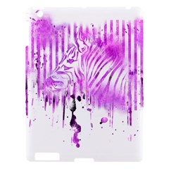 The Hidden Zebra Apple iPad 3/4 Hardshell Case