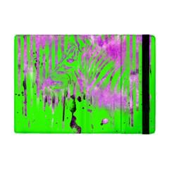 The Hidden Zebra Apple Ipad Mini Flip Case