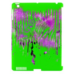 The Hidden Zebra Apple iPad 3/4 Hardshell Case (Compatible with Smart Cover)