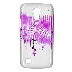 The Hidden Zebra Samsung Galaxy S4 Mini Hardshell Case