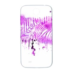 The Hidden Zebra Samsung Galaxy S4 I9500/i9505  Hardshell Back Case