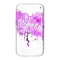 The Hidden Zebra Samsung Galaxy S4 Classic Hardshell Case (PC+Silicone)