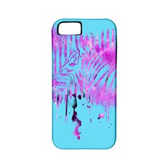 The Hidden Zebra Apple iPhone 5 Classic Hardshell Case (PC+Silicone)