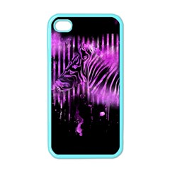 The Hidden Zebra Apple iPhone 4 Case (Color)