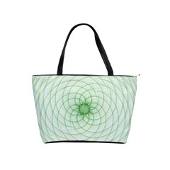 Spirograph Large Shoulder Bag