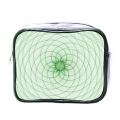 Spirograph Mini Travel Toiletry Bag (one Side)