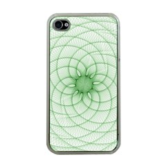 Spirograph Apple iPhone 4 Case (Clear)