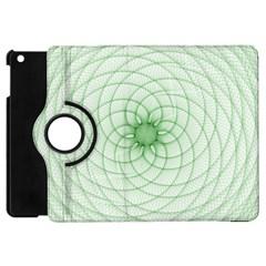Spirograph Apple Ipad Mini Flip 360 Case