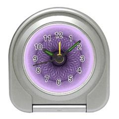 Mandala Desk Alarm Clock