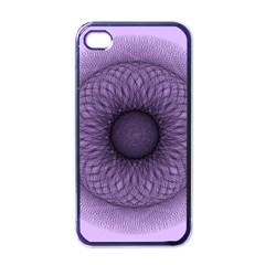 Mandala Apple iPhone 4 Case (Black)