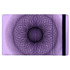 Mandala Apple iPad 2 Flip Case