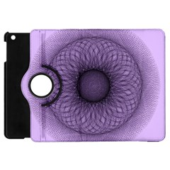 Mandala Apple iPad Mini Flip 360 Case