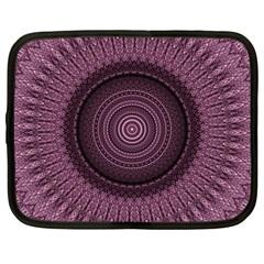 Mandala Netbook Case (Large)