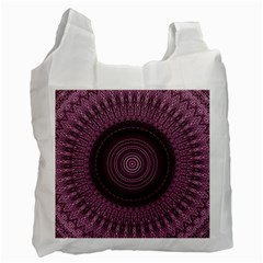Mandala Recycle Bag (two Sides)