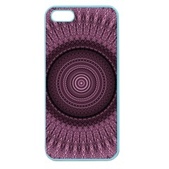 Mandala Apple Seamless Iphone 5 Case (color)