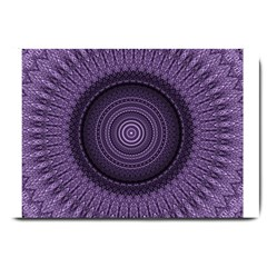 Mandala Large Door Mat