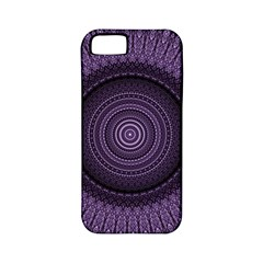 Mandala Apple Iphone 5 Classic Hardshell Case (pc+silicone)