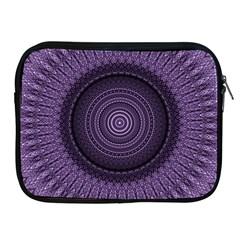 Mandala Apple iPad 2/3/4 Zipper Case