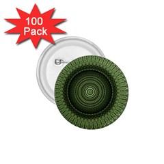 Mandala 1.75  Button (100 pack)