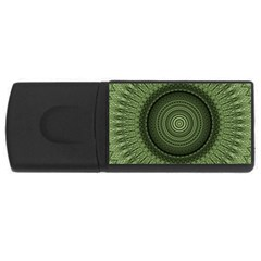 Mandala 1GB USB Flash Drive (Rectangle)