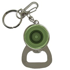Mandala Bottle Opener Key Chain